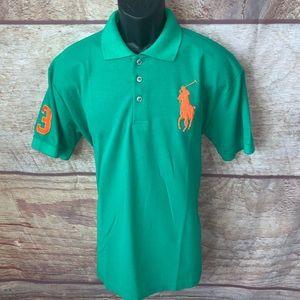 Polo Ralph Lauren shirt big logo xl